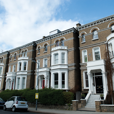 Property for sale in Belsize Park London NW3