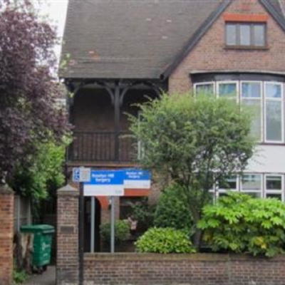 Rosslyn Hill Surgery in Belsize Park in North West London
