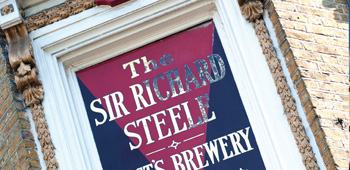 The Sir Richard Steele, Chalk Farm
