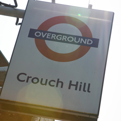 Crouch End transport links