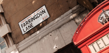 Farringdon Lane