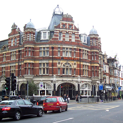 The Salisbury in Harringay