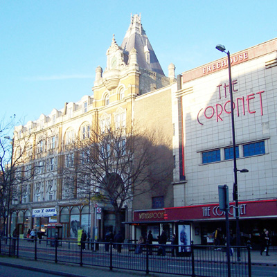 The Coronet in Holloway