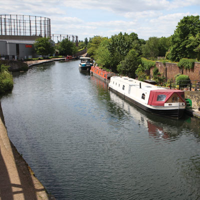 Grand Union Canal, Kensal Rise