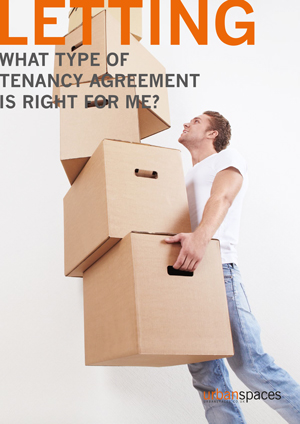 LETTING - What type of tenancy agreement is right for me?