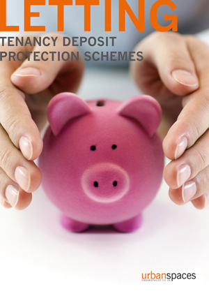 LETTING - Tenancy deposit protection schemes