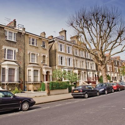 Properties in Maida Vale