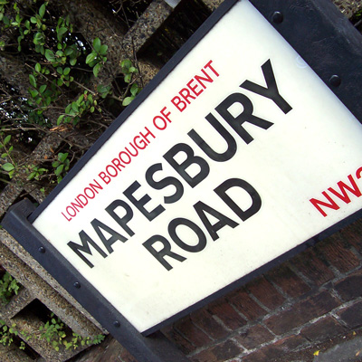Mapesbury Estate Conservation Area NW2