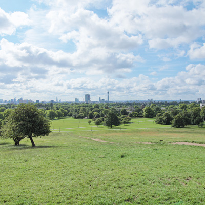 Views from Primrose HIll