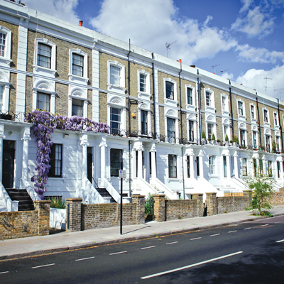 Property for sale in West Hampstead London NW6