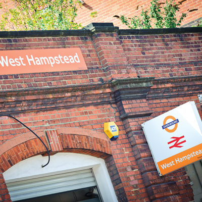 West Hampstead Overground Station