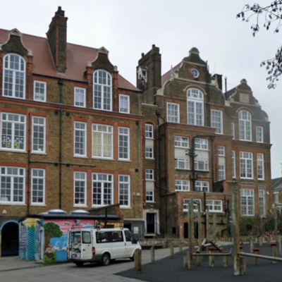 Beckford Primary School in West Hampstead London NW6